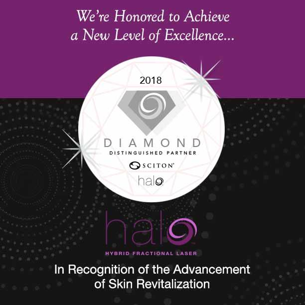 Halo Diamond Award